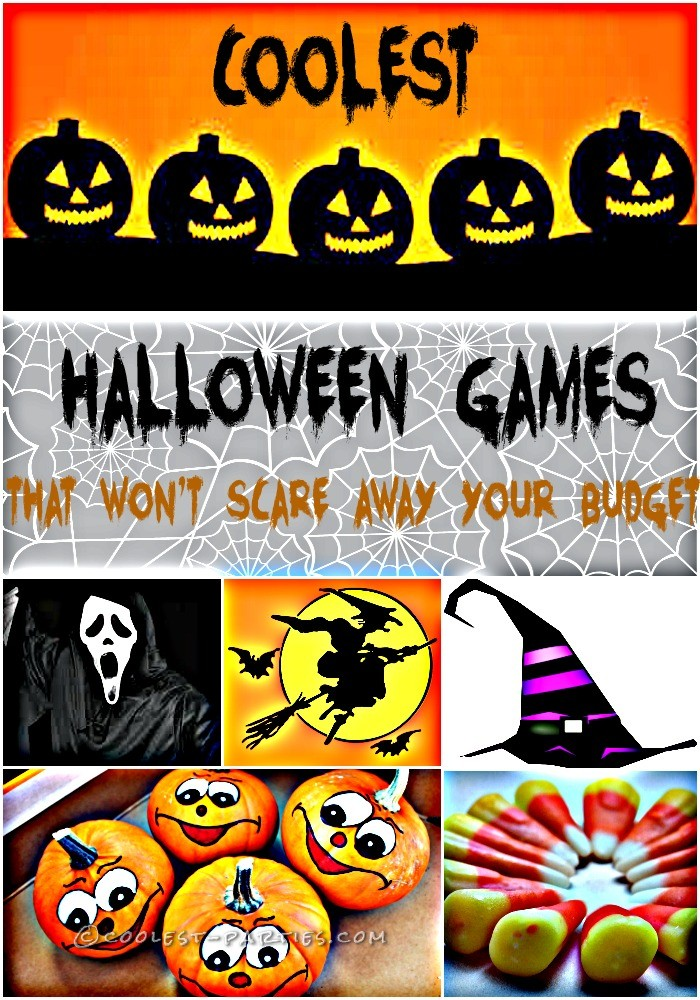 coolest halloween games